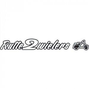 Rutte 2 Wielers logo