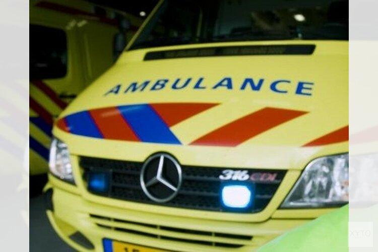 Fietser gewond bij aanrijding op kruispunt in Heemskerk