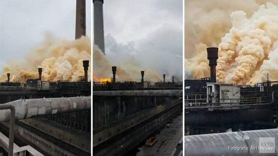IJmond-gemeenten op 11 december in gesprek over uitstoot Tata Steel