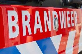 Autobrand op de Bizetstraat