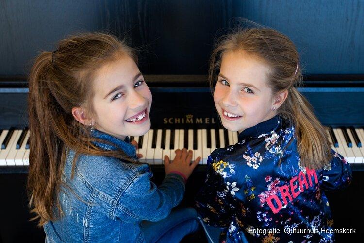 Eindpresentaties en concerten Cultuurhuis Heemskerk