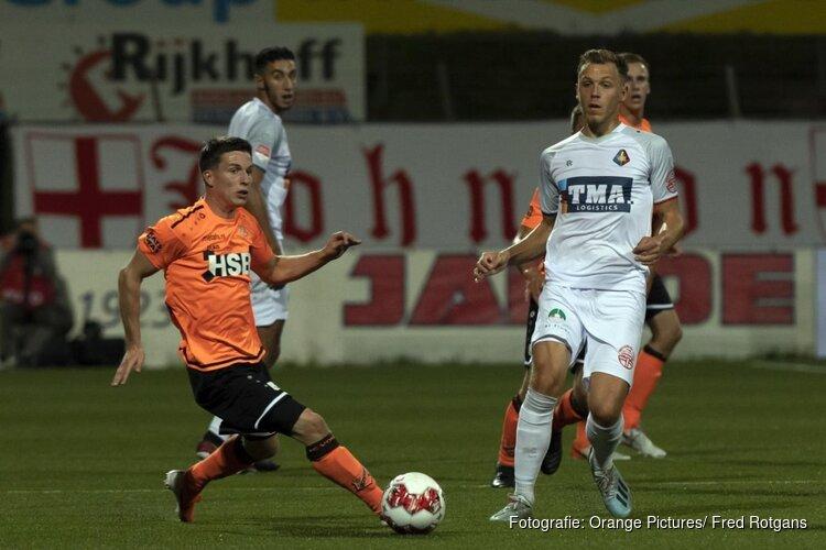 FC Volendam sterkte in vissersderby bij Telstar