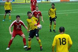 Zaterdagvoetballers ADO '20 naar punt in Heerhugowaard