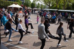 ROCK 'N ROLL DANSSCHOOL IN HEEMSKERK VAN START