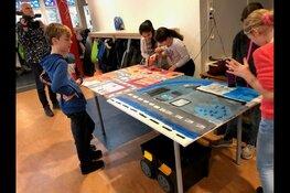 Anne Frank School start project Heemskerk in 2040
