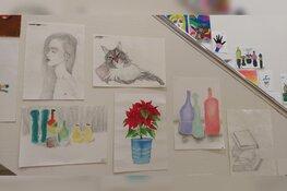 Expositie tekenateliers