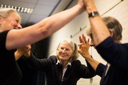 Dansend (G)oud in Cultuurhuis voor ouderen met chronische aandoeningen