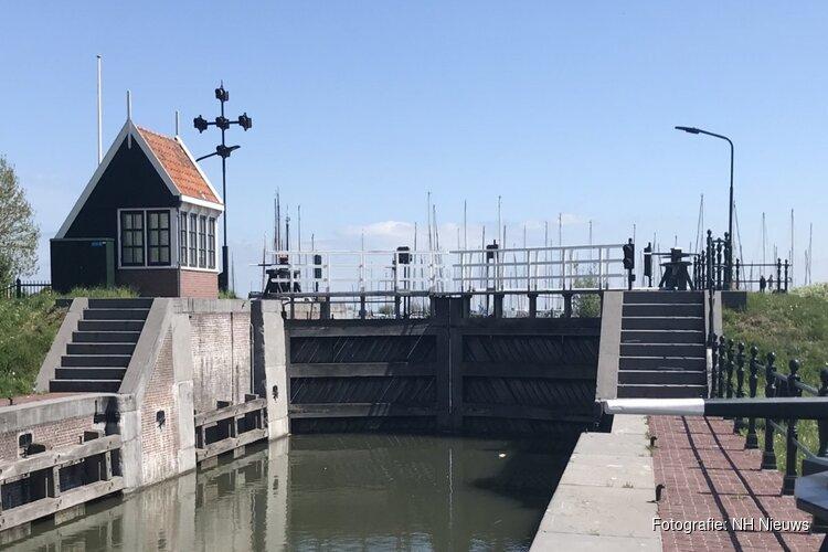 Hollands Noorderkwartier gooit sluizen en bruggen open