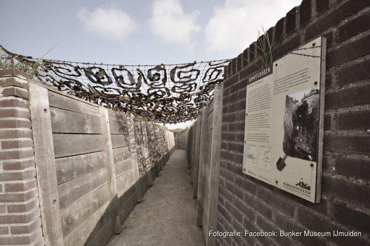 Bunkerbezoek in IJmuiden, Bunker Museum IJmuiden 7 juni geopend