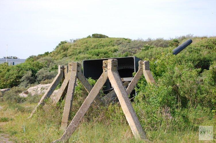 Bunkerbezoek in IJmuiden, Bunker Museum IJmuiden