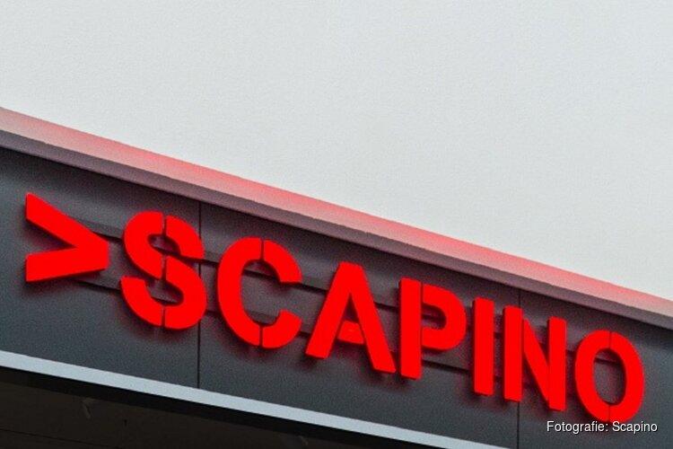 Verhuizingsuitverkoop Scapino in Heemskerk