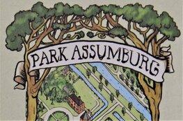 Wandeling door Park Assumburg ook zonder gids van harte aanbevolen