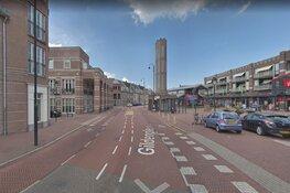 Vervanging rood asfalt deel Laan van Broekpolder
